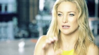 Kate Hudson For Ann Taylor Spring '13 Interview