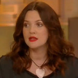 Drew Barrymore Video Interview on Katie Talking Motherhood