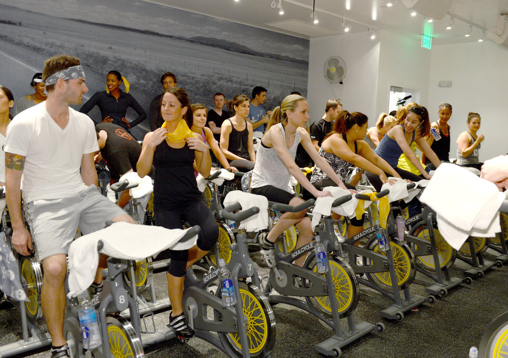 "We SoulCycle With Max Greenfield and Get His Take on New Girl's ""Awesome"" Surprise Kiss"