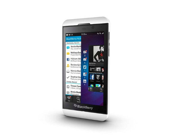 Z10: On the Outside