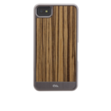 Zebrawood BlackBerry 10 Case ($80)