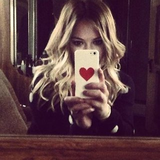 Hilary Duff iPhone Case