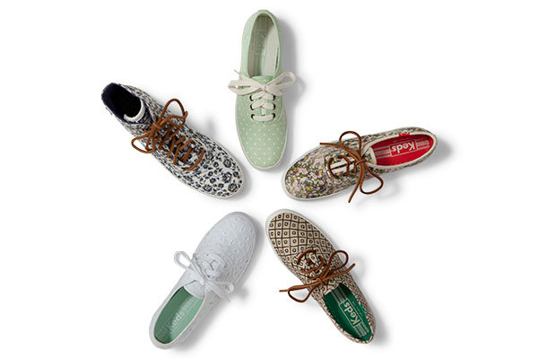 Step Up Your Sneaker Game With Keds x Madewell