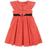 Jeanbourget Dark Orange Dress ($76)