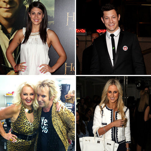 Meet the Cast of The Celebrity Apprentice Australia 2013