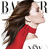 Interview &amp; Pictures: Drew Barrymore Covers Harper&#039;s Bazaar