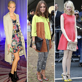 The 60 Best Celebrity Looks From Fashion Week Spring 2013