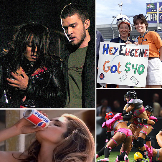 A History of Sex and the Super Bowl