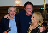 Australian actress Jacki Weaver was mixing with the big players at the AACTA International Awards on January 27 — Robert De Niro and Quentin Tarantino to be precise!