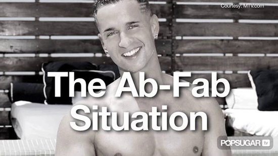"How to Be Jersey Shore's Mike ""The Situation"" Sorrentino For Halloween"