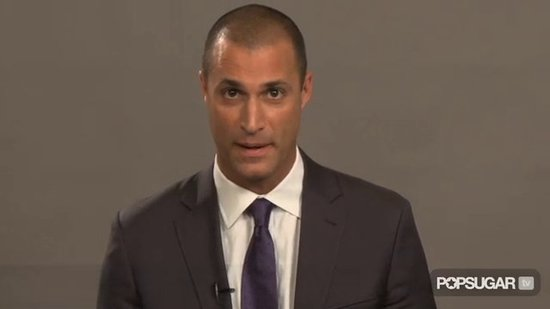 Nigel Barker on How to Take a Great Facebook Profile Picture