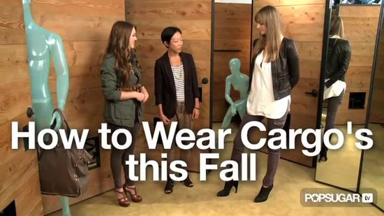 PREVIEW: FAB HOW TO CARGO PANTS