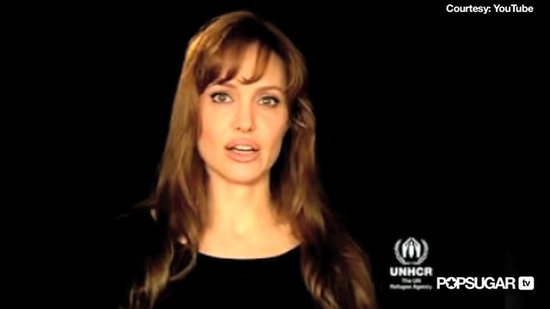 Video: Angelina Jolie's Plea For Pakistan
