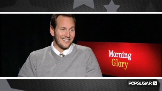 Patrick Wilson Talks Weird Love Scenes & Rejection