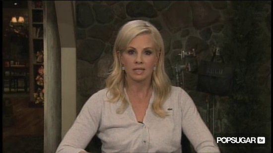 Monica Potter Shares a Sneak Peek of Parenthood!
