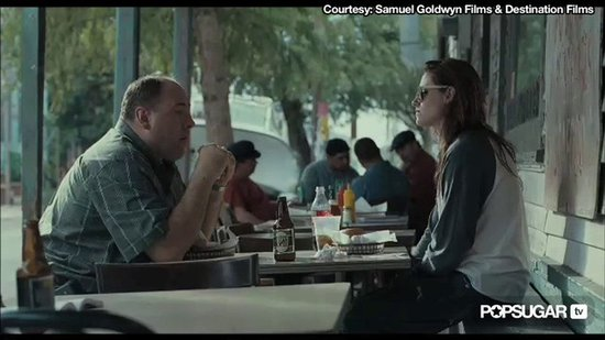 Kristen Stewart in Welcome to the Rileys: Lunch with Doug