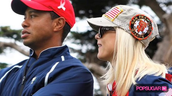 Video: Tiger Woods Defends Elin Nordegren