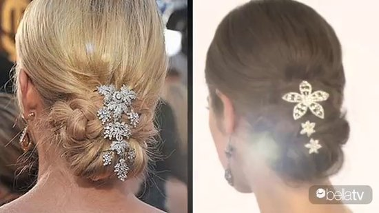 Celebrity Secret Weapon: Christina Applegate's Dazzling Braided Updo!