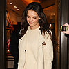 Katie Holmes With Mom Kathleen in NYC (Pictures)