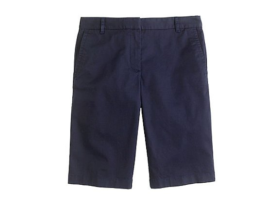 You don't have to wait until Summer to don these classic Bermuda shorts ($50).