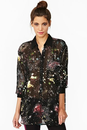 Galactic Blouse ($48)