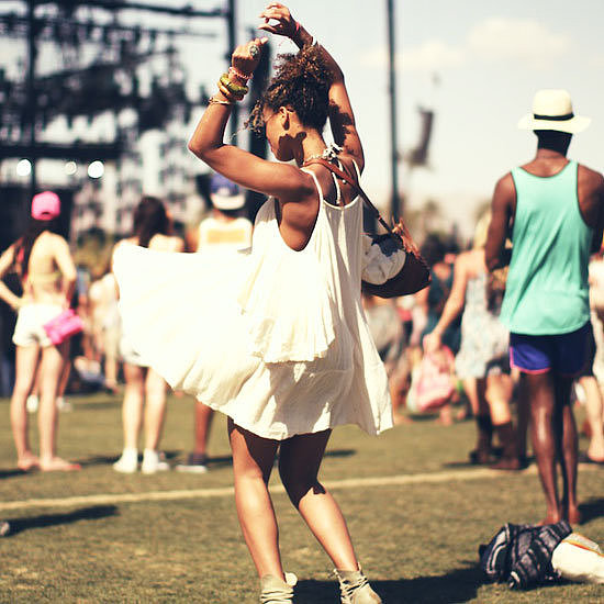 Coachella Valley Music and Arts Festival tickets went on sale this week! To celebrate, we took a look at our favorite style moments from last year's event.