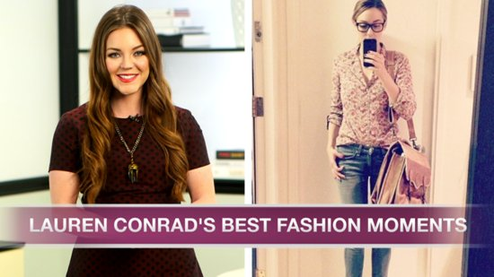 Our Favorite Lauren Conrad Outfits in Honor of Her 27th Birthday