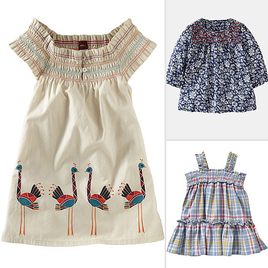 Get a Head Start on Spring Shopping: The Sweetest Smocked Dresses