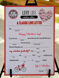 Valentine Mad Libs ($21)