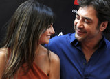 Penélope Cruz and Javier Bardem