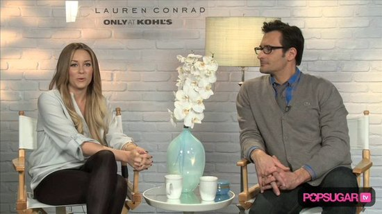 Lauren Conrad, Part 2: Returning to TV, Movie Deal, & Basic Must Haves