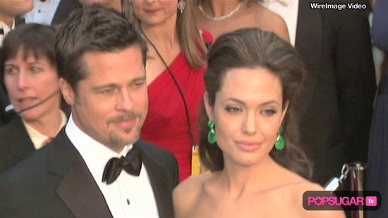 Video: Angelina Jolie Gushes About Her Love With Brad