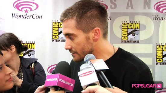 Video: Jake Gyllenhaal at WonderCon