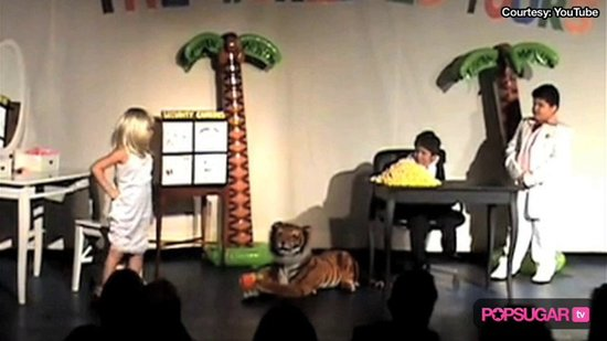 Video: Scarface School Play Is Scary