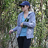 Lauren Conrad Goes on a Birthday Hike in LA