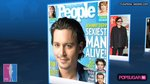 Johnny Depp's Road to the 2010 PopSugar 100!