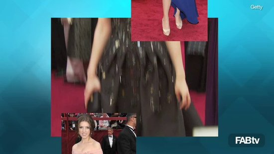 Kendrick, Mulligan, Saldana, and Carey – Sweet and Sexy Slits at the Oscars