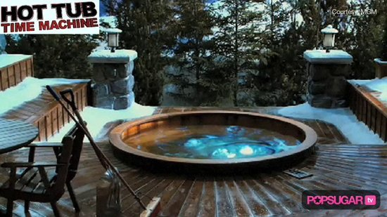 Watch, Pass, or Rent: Hot Tub Time Machine