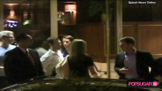 Video: Jennifer Aniston Out With New Mystery Man