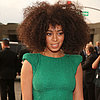 Solange Knowles | Grammys 2013 Hair and Makeup