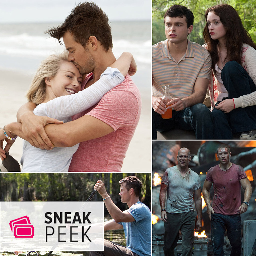 Movie Sneak Peek: Safe Haven, A Good Day to Die Hard, and Beautiful Creatures