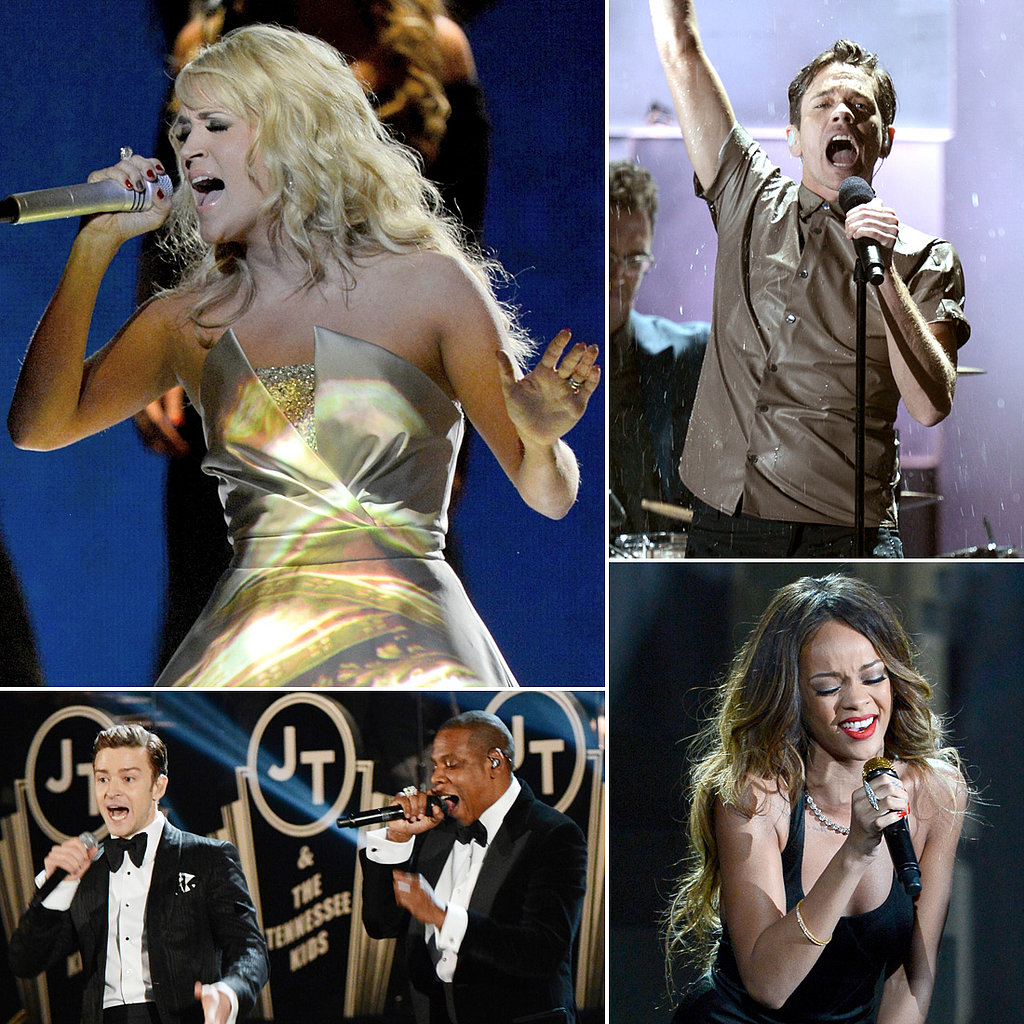 Vote on All of the Performances From the Grammy Awards