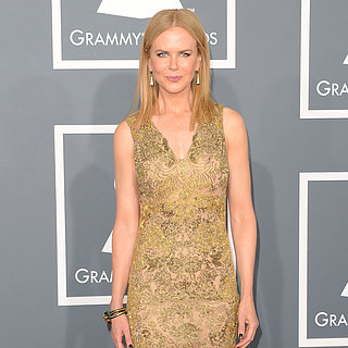 Nicole Kidman | Grammys 2013 Red Carpet Dress