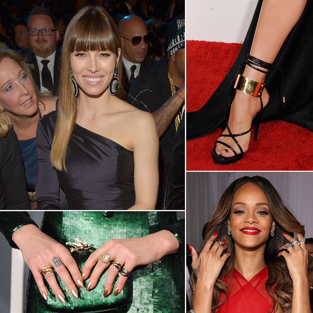 Zoom In on 10 Standout Accessories From the Grammy Awards