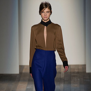Victoria Beckham Runway | Fashion Week Fall 2013 Photos