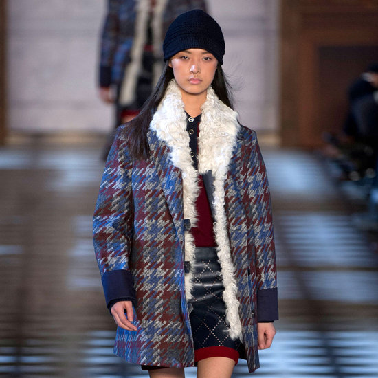 The Best Outerwear to Hit Tommy Hilfiger's Fall '13 Runway