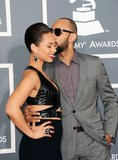 Alicia Keys and Swizz Beatz, 2013