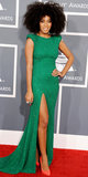Solange Knowles(2013 Grammy Awards)