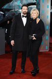 Hugh Jackman and Deborra-Lee Furness(2013 BAFTA)