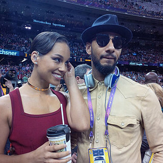 Celebrities at the Super Bowl 2013: Instagram Pictures